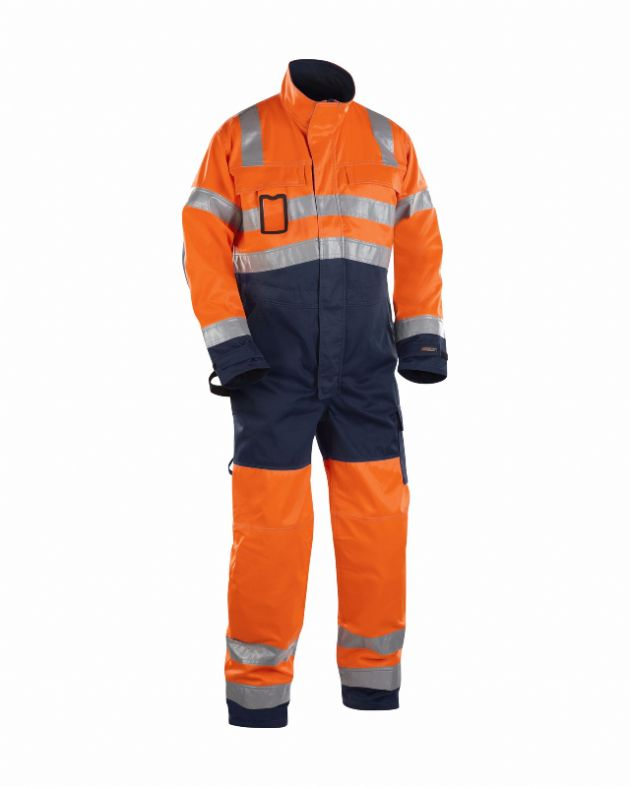 Blaklader Workwear | 6373 High Visibility Overall | High Visibility Clothing